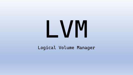 Centos8中创建LVM的精简逻辑卷具体方法