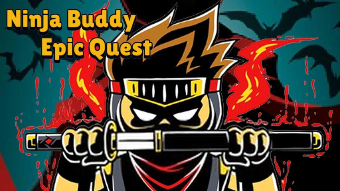 忍者小子的史诗任务(Ninja Buddy Epic Quest)插图4