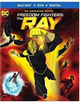 自由战士:射线电影版海报