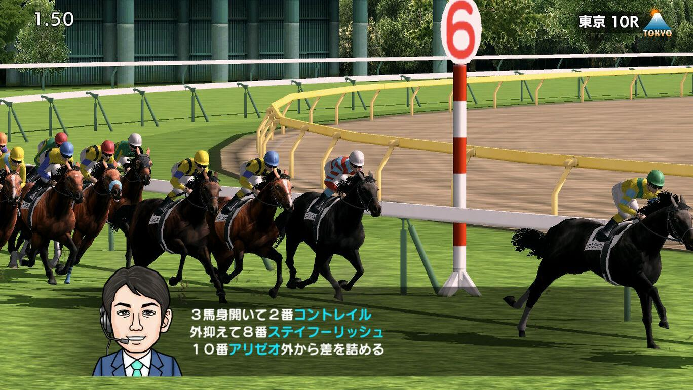 德比赛马(Derby Stallion)插图2