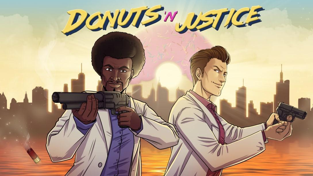 甜甜圈的正义(Donuts'n'Justice)插图6