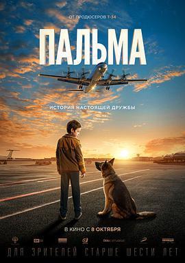 忠犬帕尔玛海报