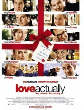 真爱至上 Love Actually 电影海报