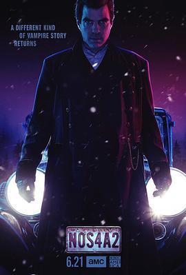 幻影恶灵 第二季海报