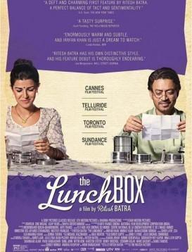 午餐盒/美味情书海报