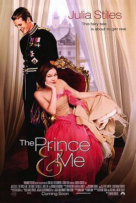 王子与我 电影海报