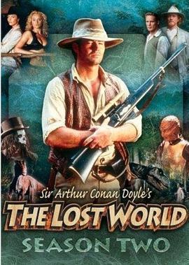 遗失的世界 第二季海报