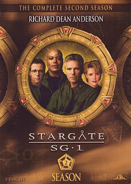 星际之门 SG-1 第二季海报
