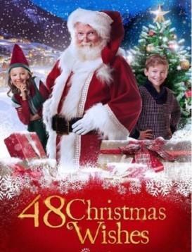 48个圣诞愿望海报