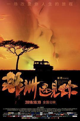 非洲遇见你海报