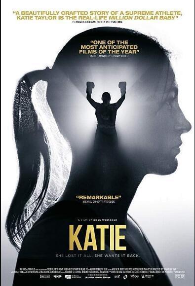 拳坛女王:凯蒂海报