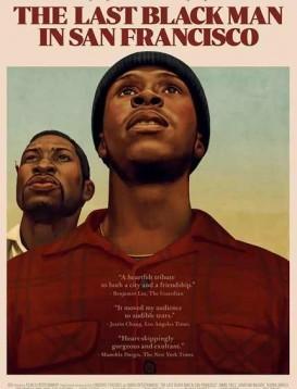 旧金山的最后一个黑人海报