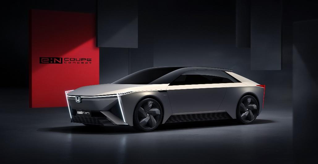 Honda中国发布全新纯电动车品牌 五款全新车型全球首发