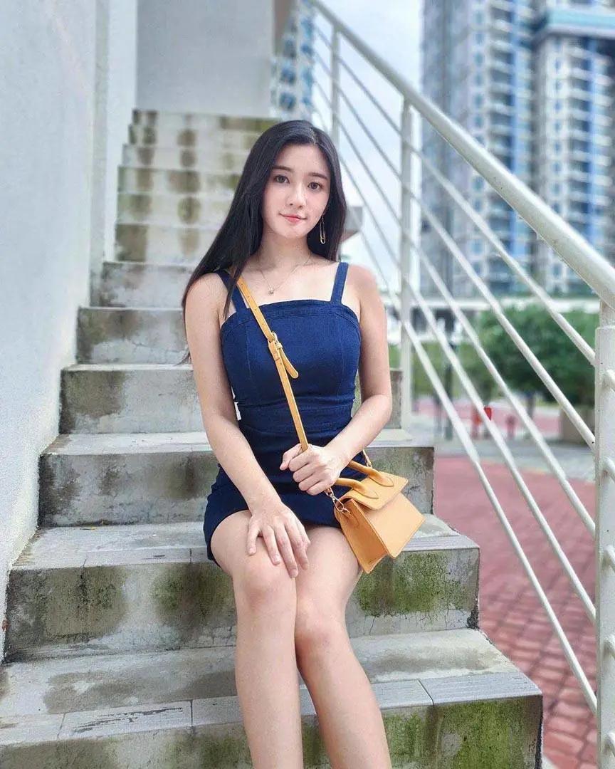 来自大马的网红小姐姐Qiu Wen 秋雯