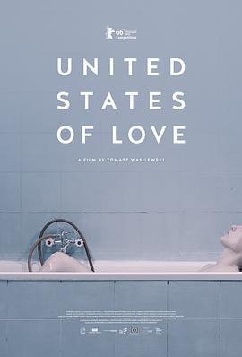 爱情合众国 电影海报