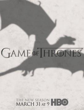 权力的游戏 第三季 Game of Thrones Season 3海报