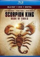 蝎子王5:灵魂之书海报