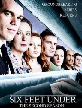 六尺之下 第二季 Six Feet Under Season 2