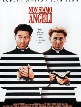我们不是天使/天使狂奔海报