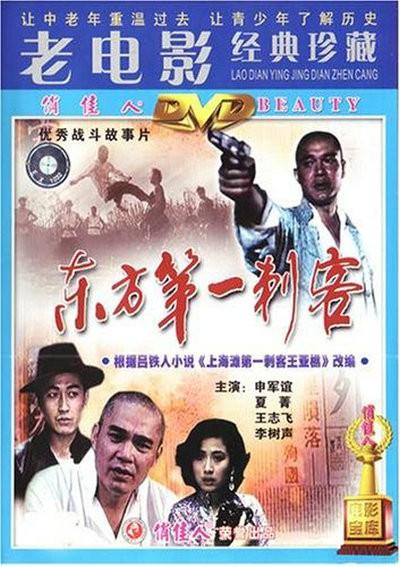 东方第一刺客海报