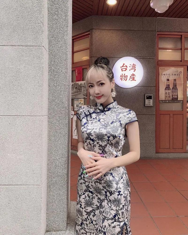 台湾可甜美可帅气高冷女神玛娜Mana