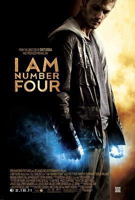 关键第四号 电影海报