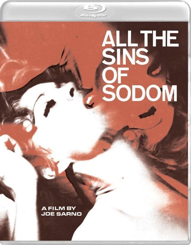 索多玛的罪恶海报