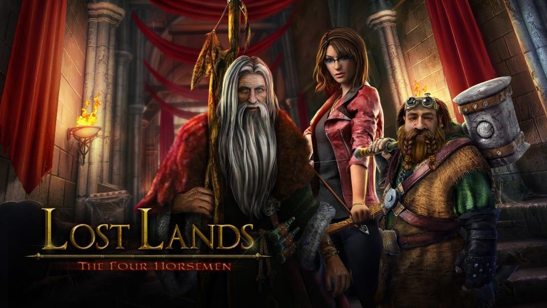 失落领地2:四骑士(Lost Lands: The Four Horsemen)插图5