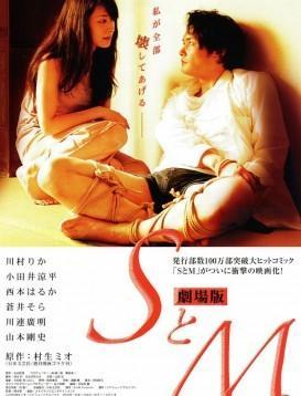 s与m 电影海报
