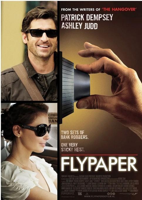 捕蝇纸 电影海报