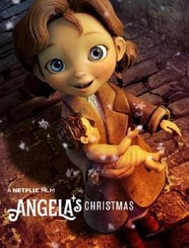 安吉拉的圣诞海报