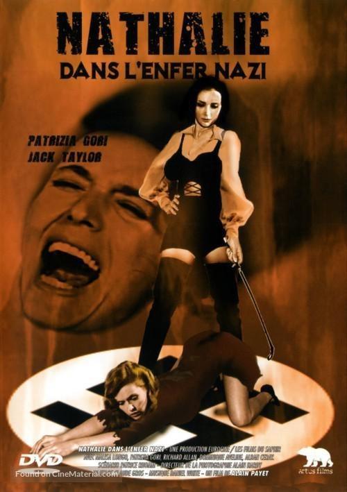 纳粹军妓之魔域逃生海报