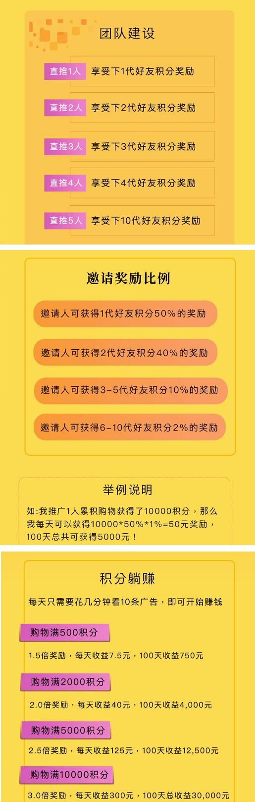 懒赚宝:注册送1台货柜,日收益3.0-20米!1米起提,10代收益