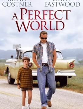 完美的世界 A Perfect World  电影海报