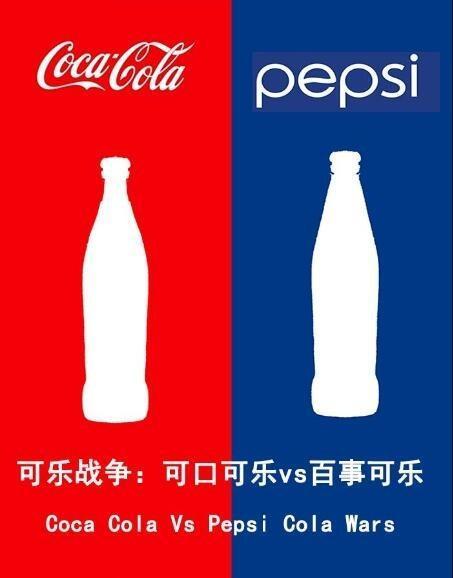 可口VS百事:可乐之战海报