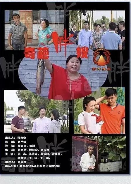 奇葩胖嫂海报