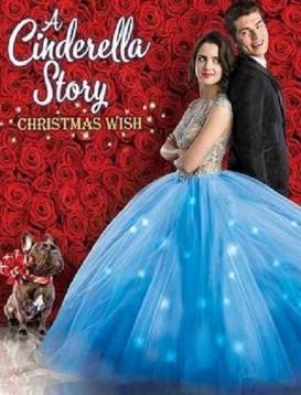 灰姑娘的故事:圣诞愿望海报