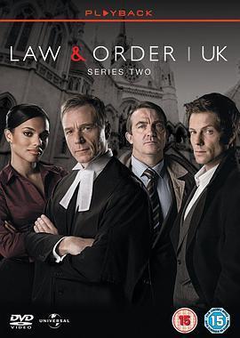 法律与秩序英版 第二季