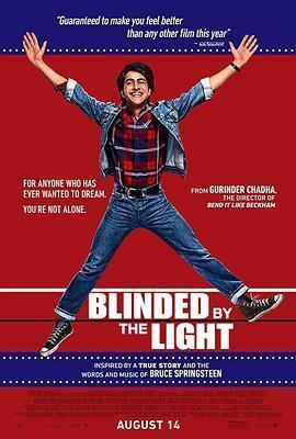 光盲青春海报