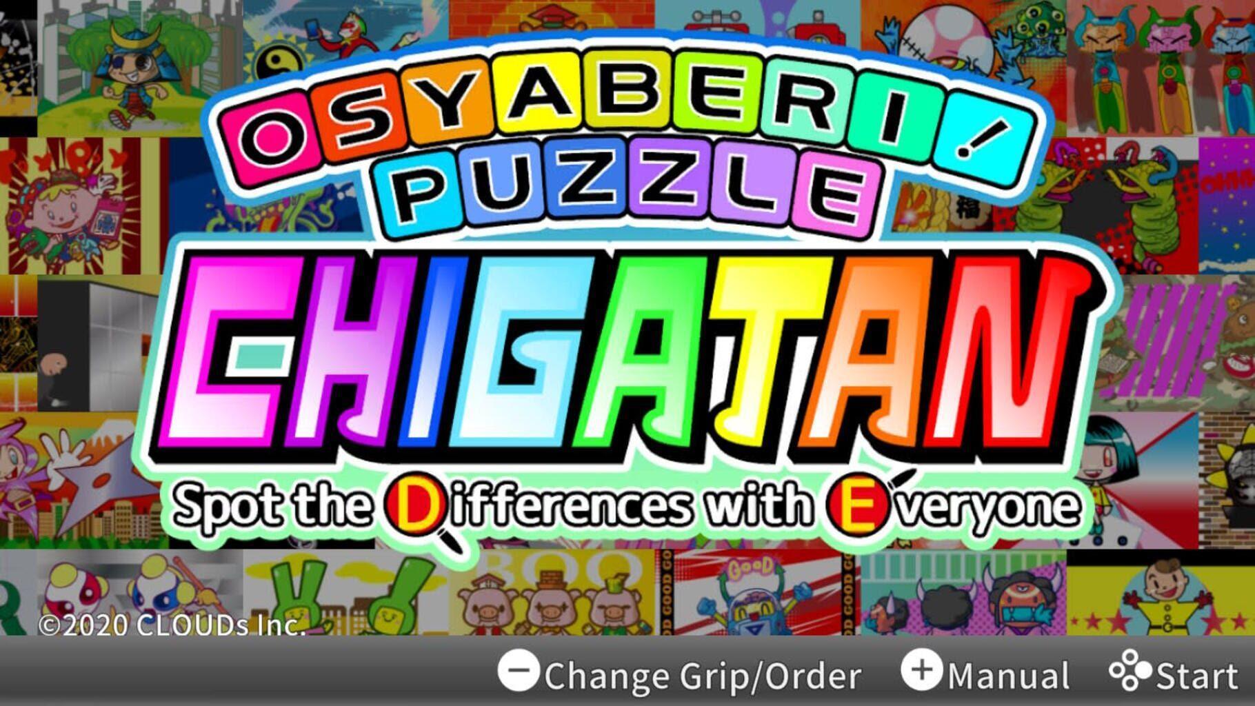拼图找茬(Osyaberi! Puzzle Chigatan)插图4