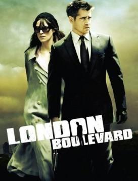 伦敦大道海报