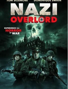 纳粹霸主海报