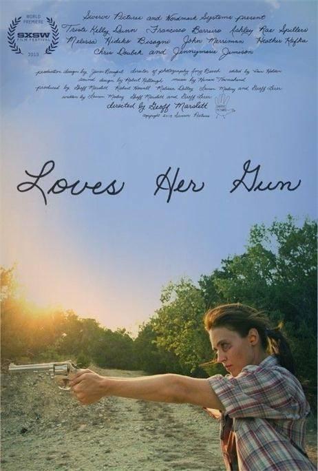 爱她的枪/神勇不敌女枪手 电影海报