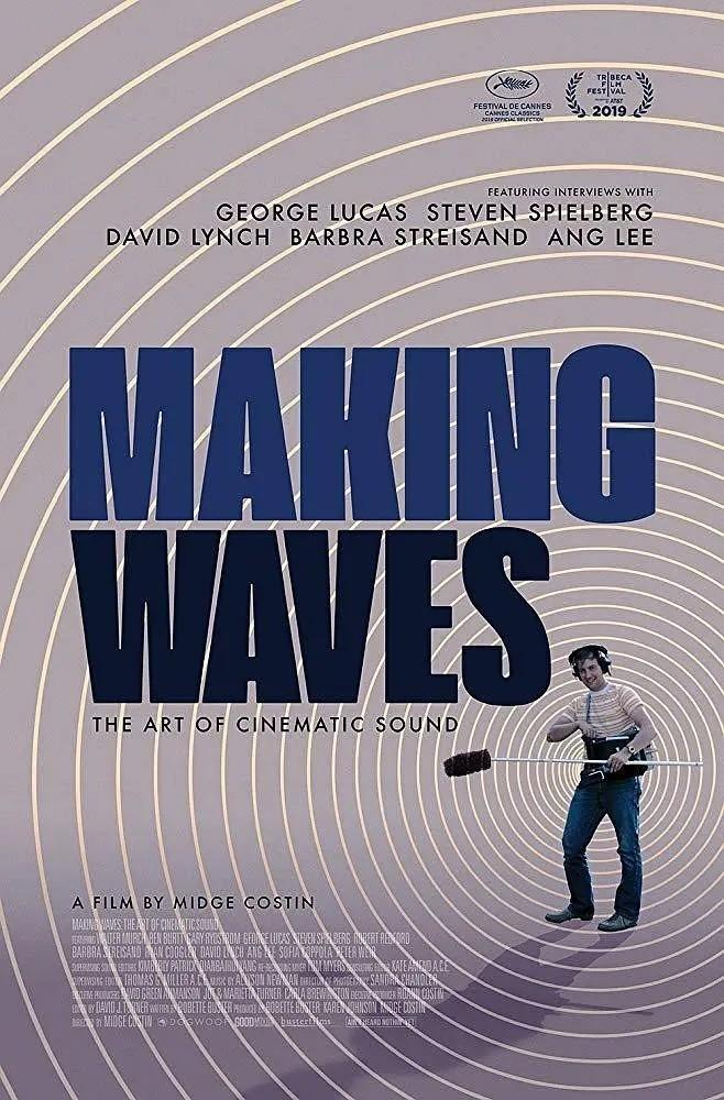 制作音效:电影声音的艺术海报