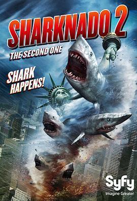 鲨卷风2 电影海报