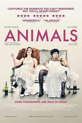都柏林动物海报
