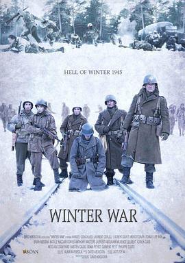 冬季战争 电影海报