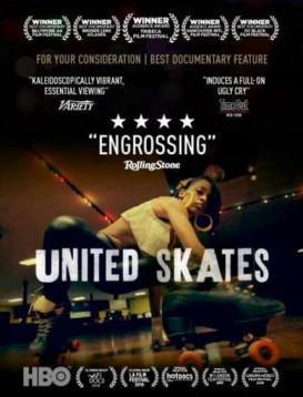 溜冰联盟海报