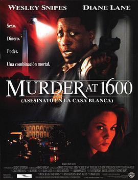 1600谋杀案海报