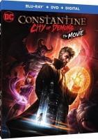 康斯坦丁:恶魔之城 电影版海报